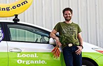 Organic home delivery, Greenling (TX)