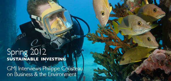The GreenMoney Interview: Philippe Cousteau
