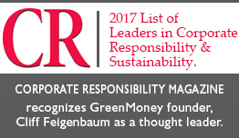 cliff feigenbaum - thought leader 2015 corporate social responsibility